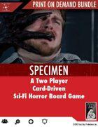 Specimen Board Game Cards - Print on Demand