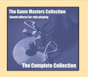 Game Masters Complete Collection - Toxic Bag Productions, Inc  |  DriveThruRPG com