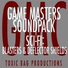 Game Masters Soundpack: Sci-Fi: Blasters & Deflector Shields