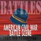 Battles: American Civil War Battle Scene