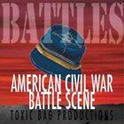 Battles: American Civil War Battle Scene