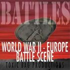 Battles: World War II - Europe Battle Scene