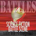 Battles: Science Fiction Battle Scene