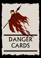 Danger Cards (Printed)