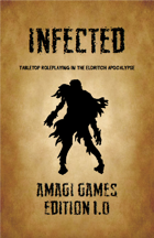 Infected: First Edition