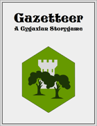 Gazetteer: A Gygaxian Storygame