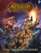 Azamar the RPG - Core Supplement