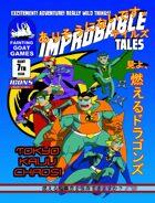 Improbable Tales: Tokyo Kaiju Chaos!