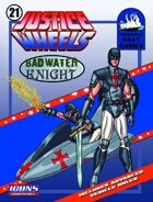 Justice Wheels #21 Badwater Knight[ICONS]