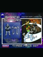 Space Supers #7: Promethean Warriors