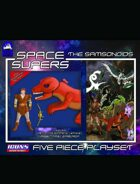 Space Supers #8: Samsonoids
