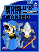 [ICONS] Worlds Most Wanted #6 - Mutated Marine Minion and Kraken Sub