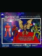 [SUPERS]Space Supers #11: Agents of the Miniverse