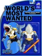 [SUPERS] Worlds Most Wanted #6 - Mutated Marine Minion and Kraken Sub