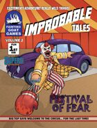 [SUPERS]Improbable Tales: Festival of Fear
