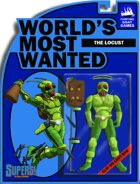 [SUPERS!] Worlds Most Wanted #8 - The Locust