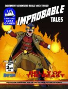 [SUPERS!]Improbable Tales: Belly of the Beast