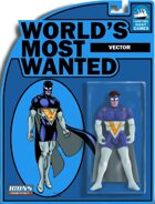[ICONS] Worlds Most Wanted #12 - Vector