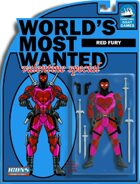 [ICONS] Worlds Most Wanted #13 - Red Fury - Valentines Day Special