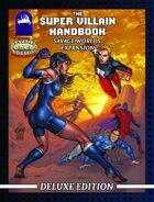 Savage Worlds Deluxe Super Villain Handbook [BUNDLE]