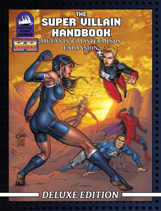 Mutants and masterminds rulebook pdf