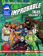 [SUPERS!] Improbable Tales Volume 2 Compilation