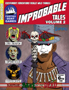[SUPERS]Improbable Tales: Rave of the Dead