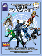 [M&M3e] World Defenders: The Summit - Enhanced Edition