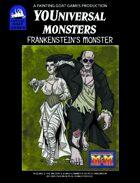 [M&M3e] Frankenstein's Monsters