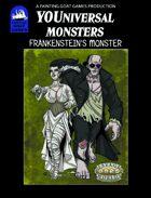 [Savage Worlds] Frankenstein's Monsters