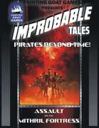 [Mutants and Masterminds]Improbable Tales:Assault on the Mithral Fortress