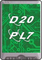 D20 Future cards: PL7 Equipment
