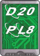 D20 Future cards: PL8 Equipment