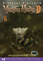 Vampire Hunter D Vol. 6 (manga)