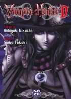 Vampire Hunter D vol.1 (French Edition)(manga)