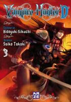 Vampire Hunter D vol.3 (French Edition)(manga)