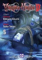 Vampire Hunter D vol.5 (French Edition)(manga)