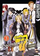 COUNTDOWN 7 DAYS vol.3 (manga)