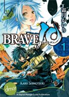 BRAVE 10 Vol. 1 (manga)