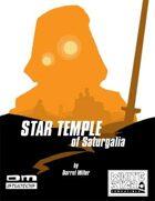 Star Temple of Saturgalia