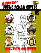 Supers! Public Domain Supers 05