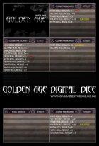 GOLDEN AGE Digital Dice