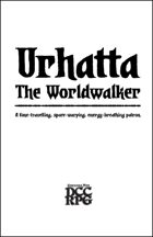 Urhatta, The Worldwalker (A4)
