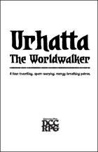 Urhatta, The Worldwalker (A4)