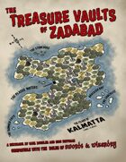 The Treasure Vaults of Zadabad [Swords & Wizardry]