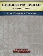 Cartography Toolkit - New Dwarven Floors