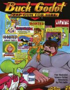 Buck Godot: Zap Gun for Hire, Volume 1