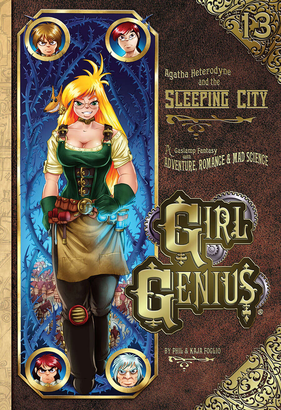Girl Genius Volume Thirteen