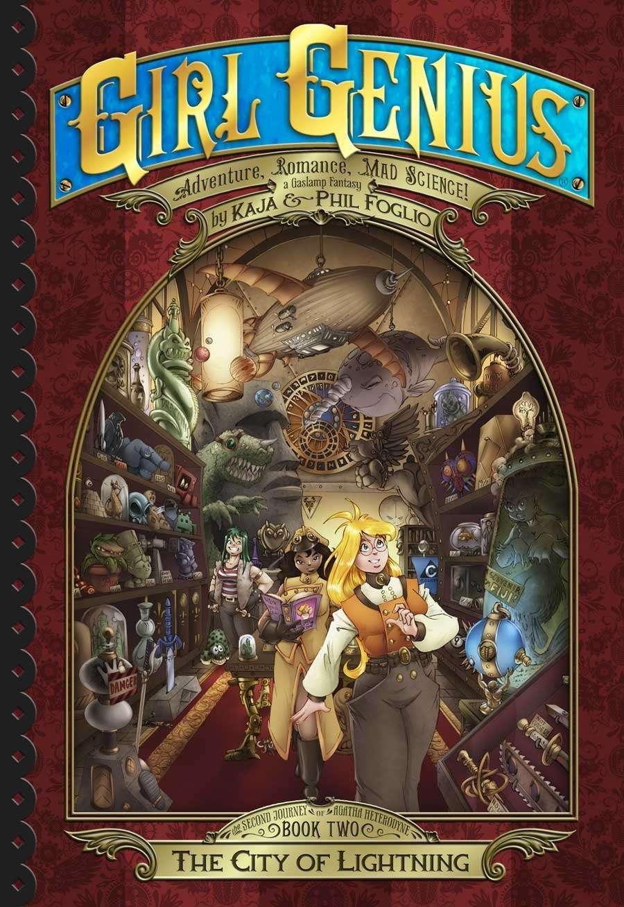 Girl Genius: Second Journey Book 2