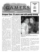 GAMERS Newspaper - Sept 2011